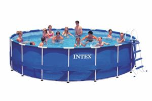 Intex metal frame above ground pool reviews
