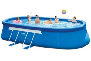 Intex oval Above Ground Pool Reviews