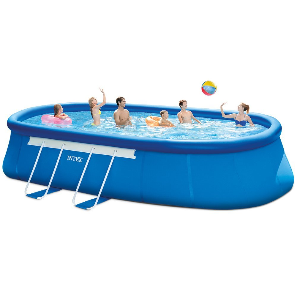 Intex Oval Frame Above Ground Pool Reviews | AboveGroundPoolReviews.org