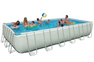 Intex rec 24 Above Ground Pool