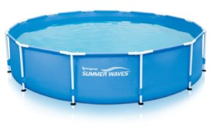 Summer Waves Small Above Ground Pool