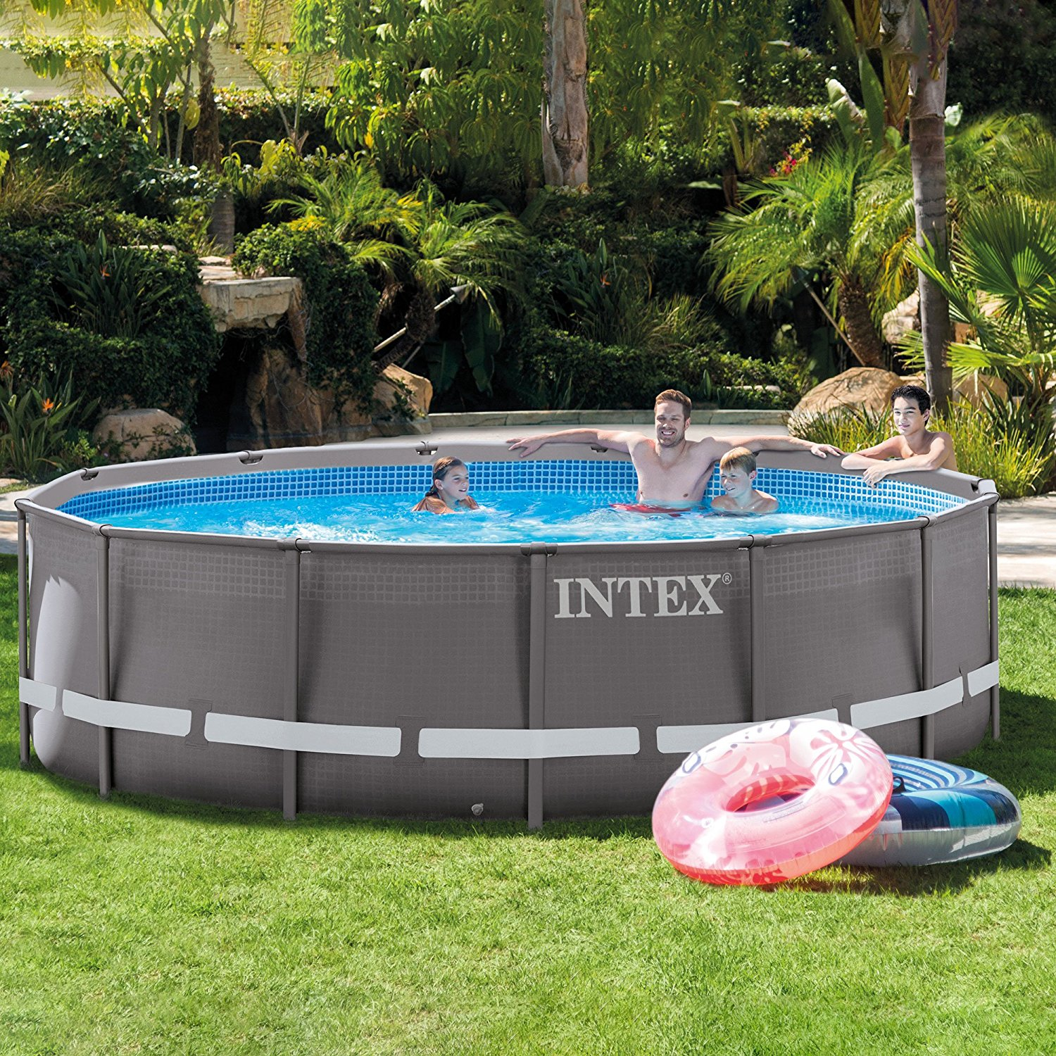 Intex Ultra Frame Round Pool