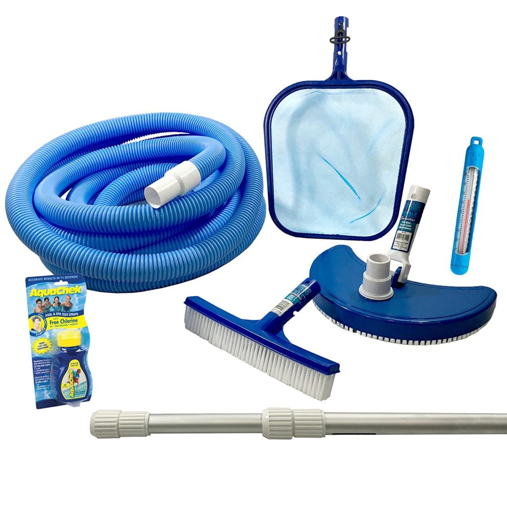 Pool Cleaning Set