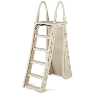 Confer Plastics A Frame Above Ground Pool Safety Ladder