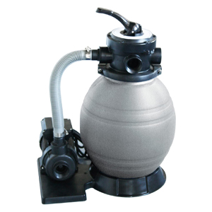 Blue Wave Sand Filter for Above Ground Pools 1/2 HP
