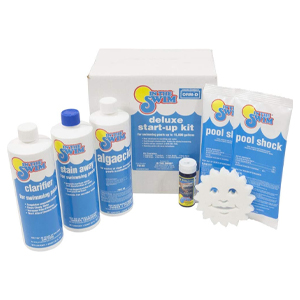 In The Swim Pool Chemicals Kit